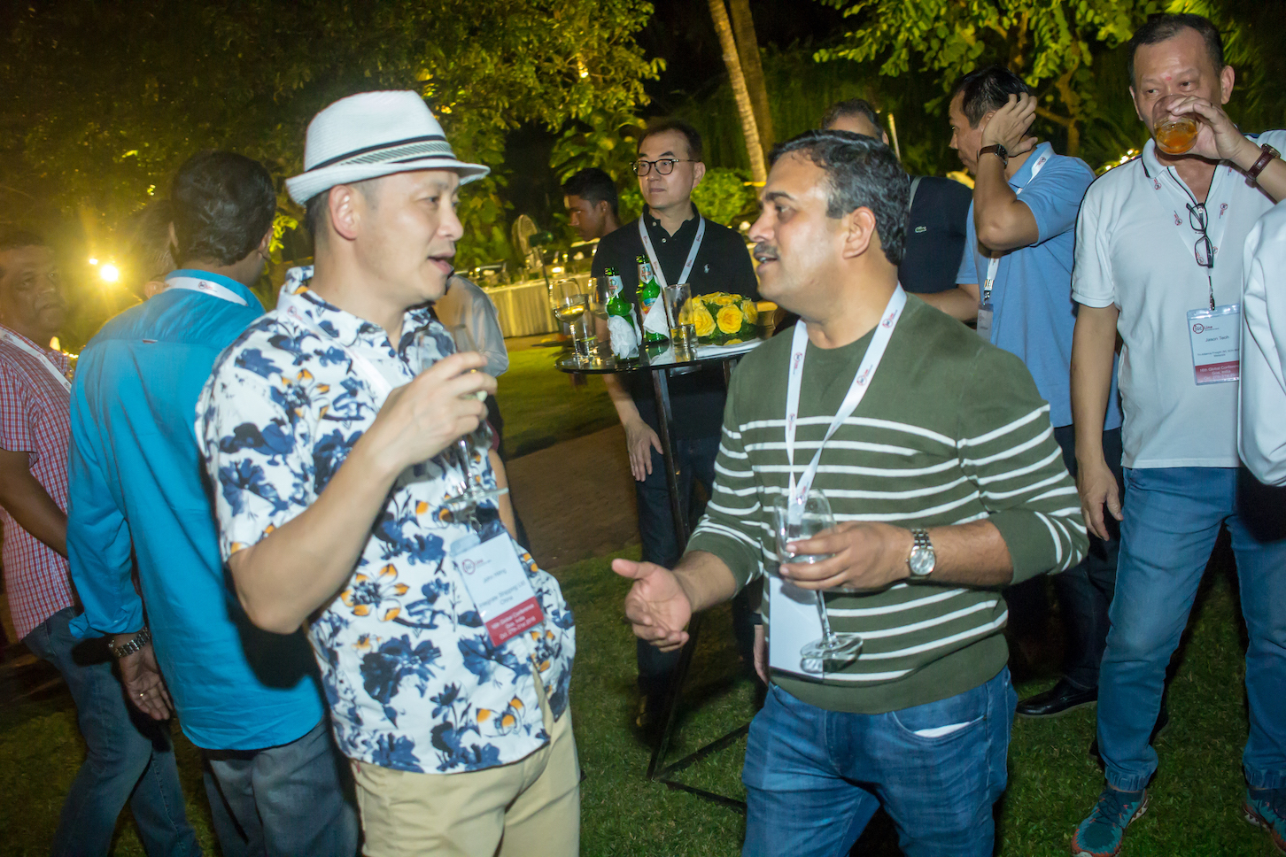 2018-Goa-Welcoming Cocktail-28