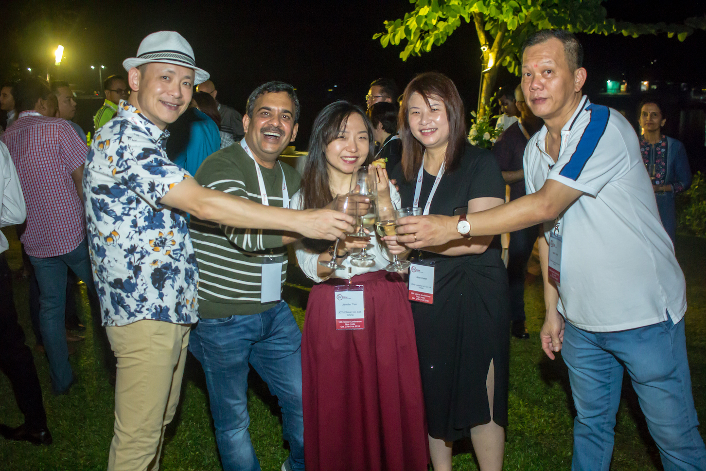 2018-Goa-Welcoming Cocktail-30