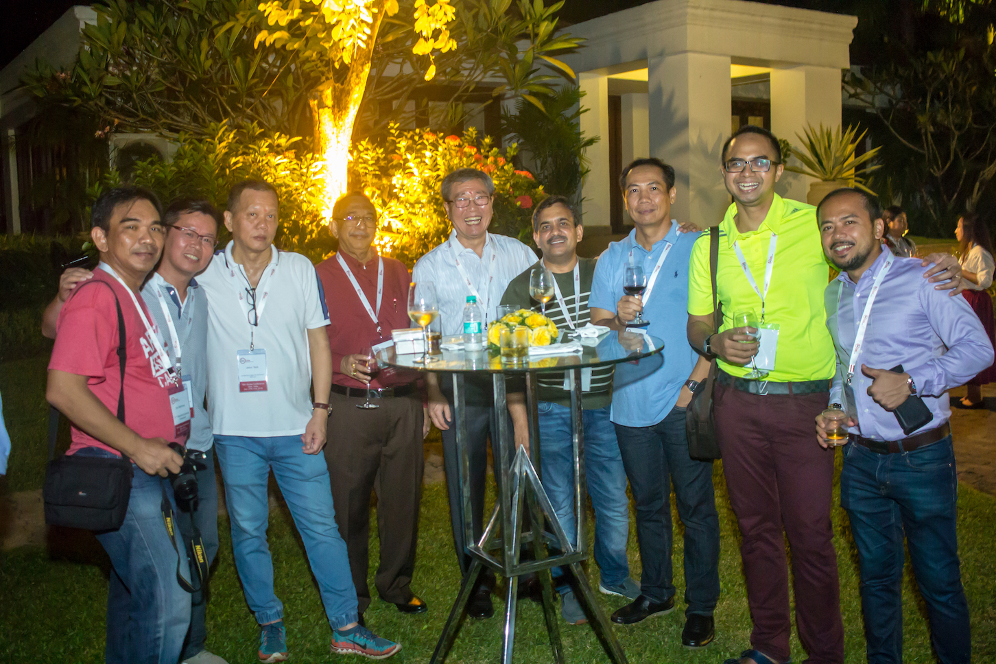 2018-Goa-Welcoming Cocktail-44