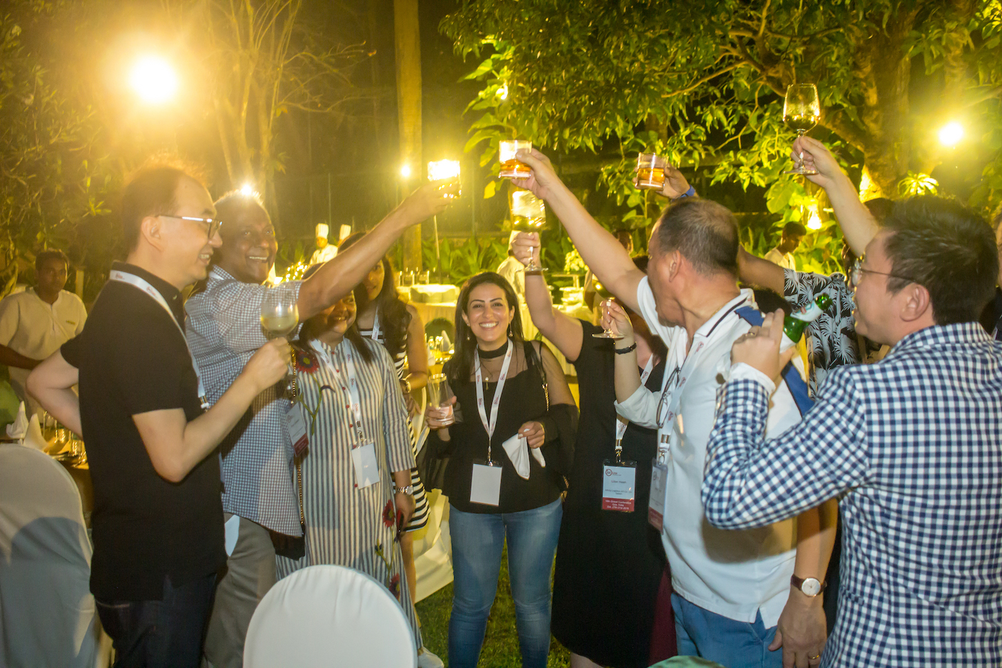 2018-Goa-Welcoming Cocktail-50
